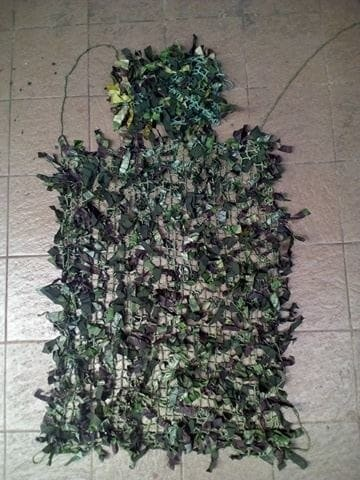 harga Kamuflase skirmish camo jaring / ghilie suit Tokopedia.com