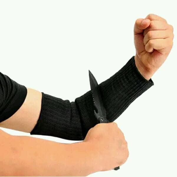 harga Sarung tangan lengan manset pelindung anti sayatan senjata tajam Tokopedia.com