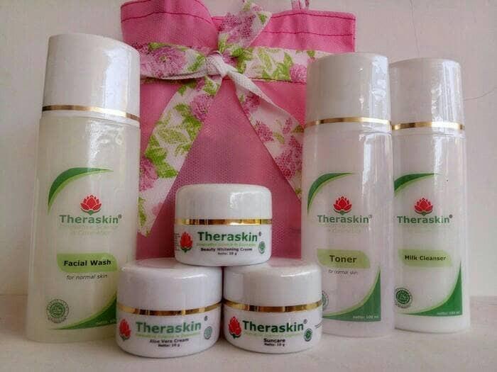Info Theraskin Paket Glowing Travelbon.com