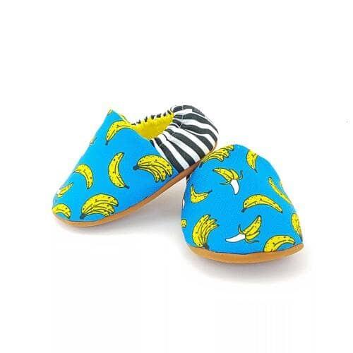 """Petita Petito Prewalker Shoes """"Banana"""" / Sepatu Bay"""