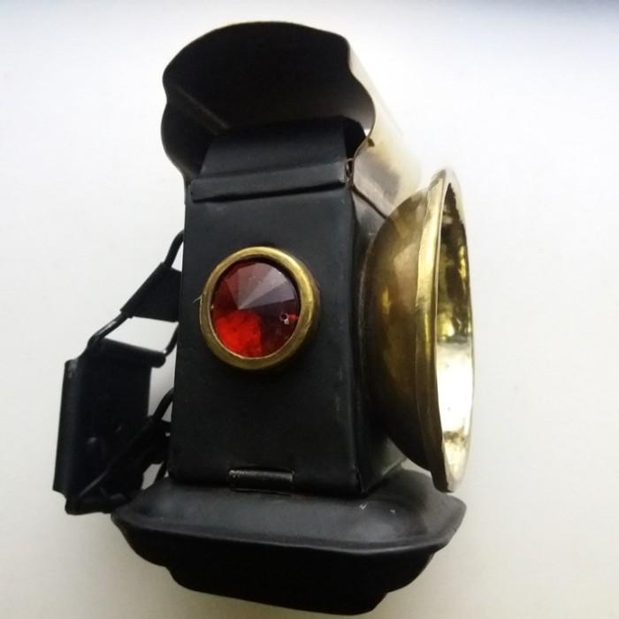 harga Lampu sepeda onthel besi warna hitam Tokopedia.com