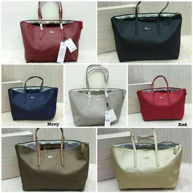 Tas Wanita Import Lacoste Classic - Daftar Harga Terlengkap Indonesia aeab2c7b51