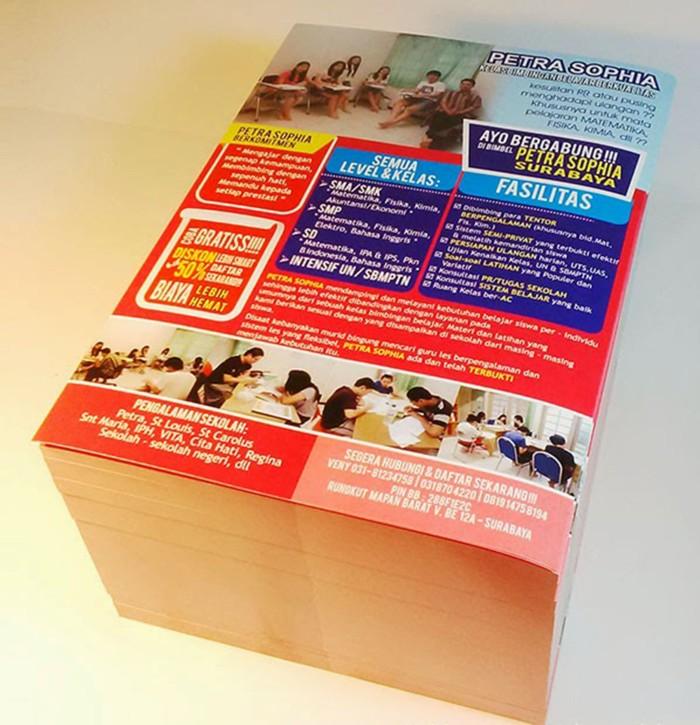 Contoh Bahan Ajar Leaflet - IlmuSosial.id