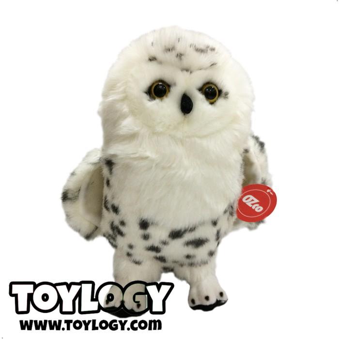 harga Ozco boneka burung hantu ozco ( white owl doll ozco) 11 inch Tokopedia.com