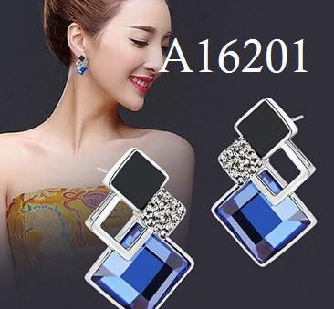 harga Anting Korea Silver Kristal (jual Kalung Gelang Xuping Cincin Tokopedia.com