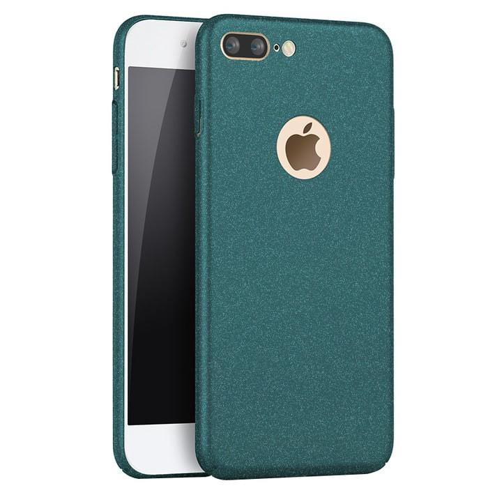 harga Iphone 7+ plus sand green baby skin case hardcase casing Tokopedia.com
