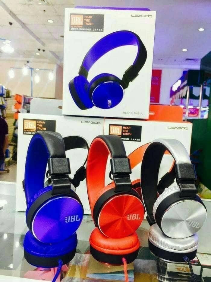 harga Handsfree/headset/earphone bando jbl j-600 Tokopedia.com