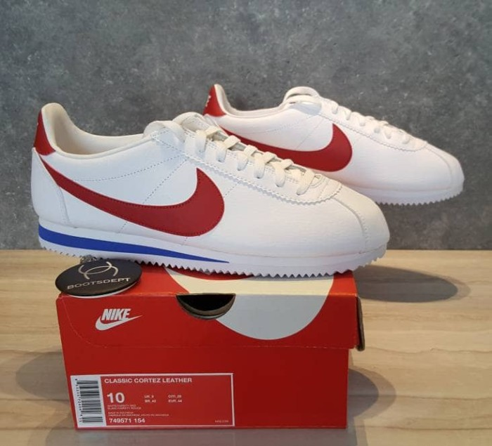 online store 5ca34 0ff82 Nike Classic Cortez Leather  Jual ...