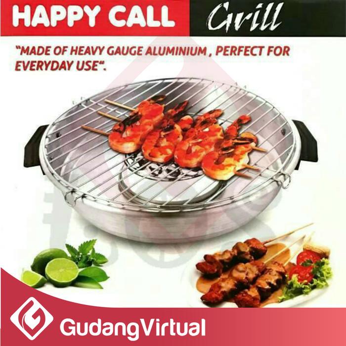 harga Promo panci panggang grill roasted happy call Tokopedia.com