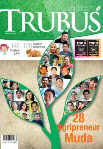 harga Majalah trubus edisi oktober 2017 Tokopedia.com