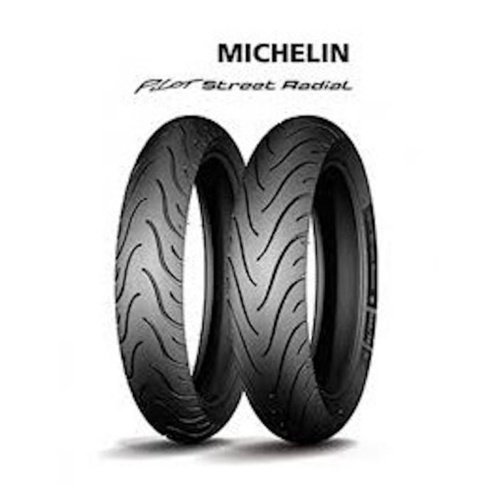 Ban Motor Tubeless Michelin Pilot Street 90/80 - 14 Vario Beat Scoopy
