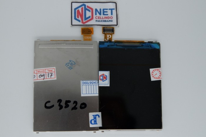 harga Lcd samsung citrus / cytrus / c3520 / gt-c3520 Tokopedia.com
