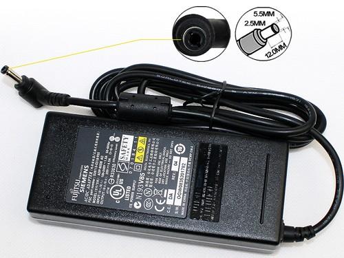 Adaptor Laptop Fujitsu 20V 4.5A Original
