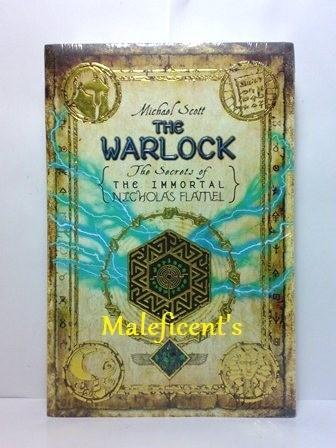 harga The warlock (the secrets of the immortal nicholas flamel #5) Tokopedia.com