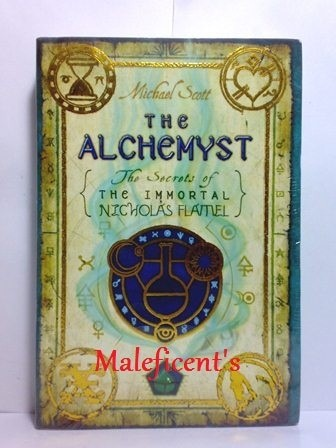 harga The Alchemyst (the Secrets Of The Immortal Nicholas Flamel, #1) Tokopedia.com