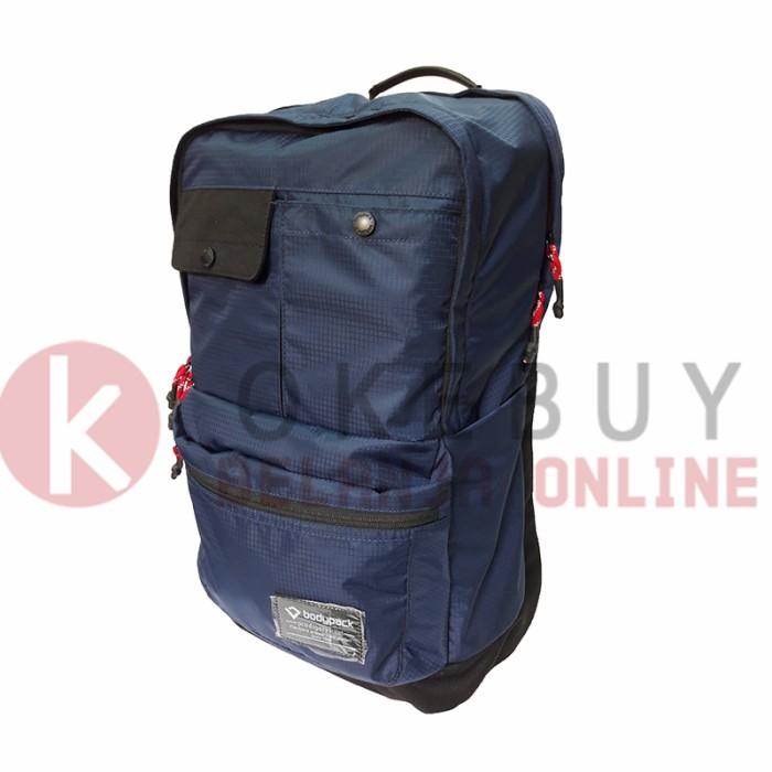 Tas Ransel Bodypack 2840 BBTN Blue Garrison Sekolah Kuliah