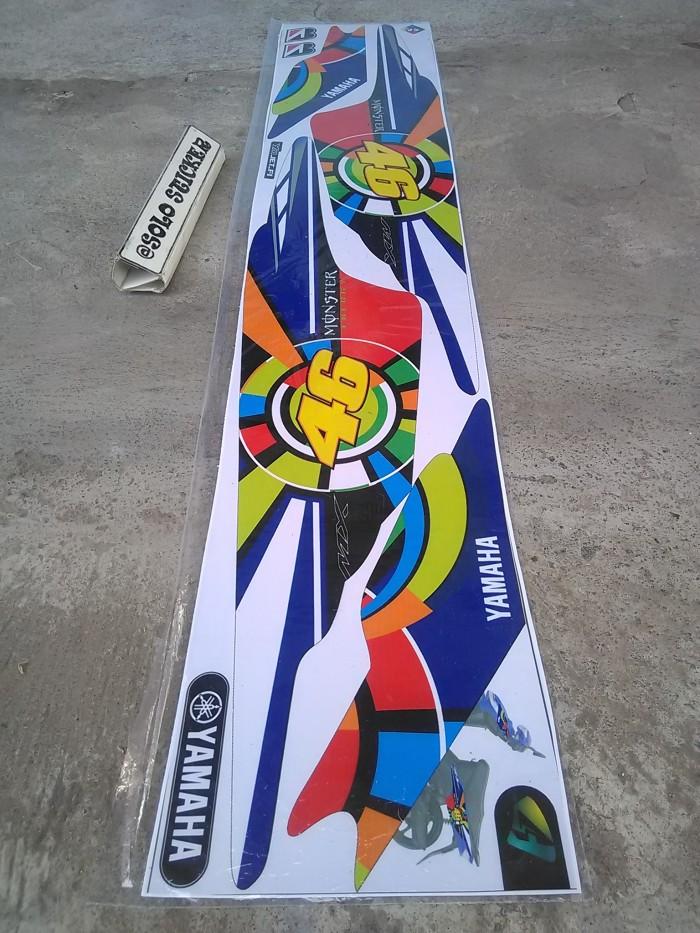 harga Striping sticker lis variasi yamaha mio sporty-smile 46 -4 Tokopedia.com