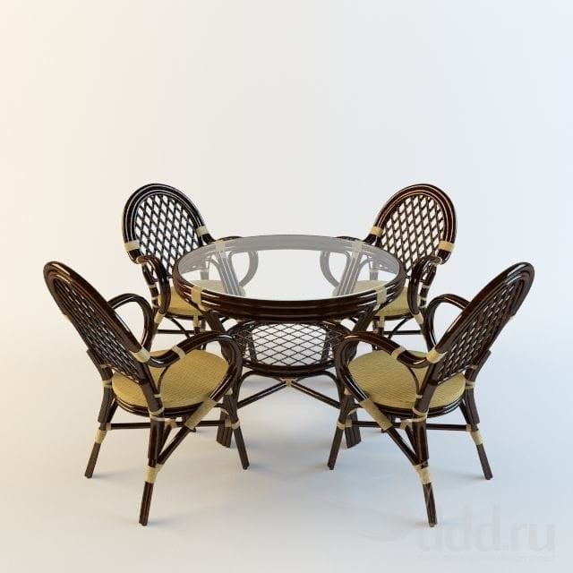 Jual Klik3dmodels 3DSky Pro Table and Chair Vol  02 - 3D Model 3dsmax Vray  - Kota Semarang - Pusat DVD 3D Arsitektur | Tokopedia