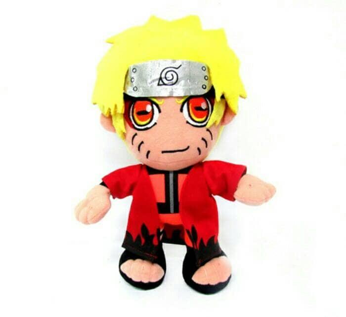 harga Boneka anime naruto shippuden (hokage merah) - kartun kado uzumaki jg Tokopedia.com
