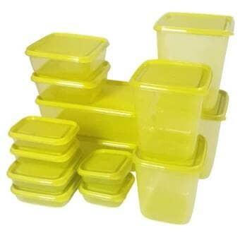 Calista otaru sealware set 7g premium - 14 buah - kuning ...