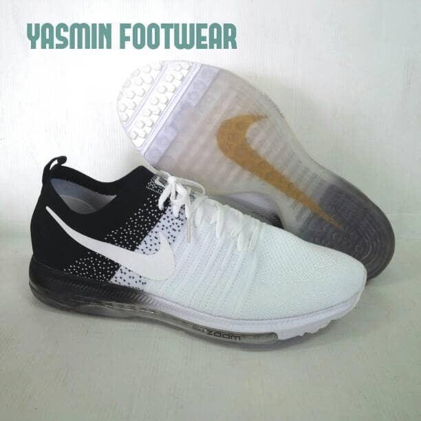 a71db5490f1 Sepatu Nike Flyknit Terbaru. Nike Zoom All Out Premium Top Grade Ori.