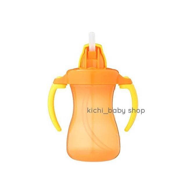 harga Pigeon petite straw bottle 150 ml orange / botol minum / botol anak Tokopedia.com