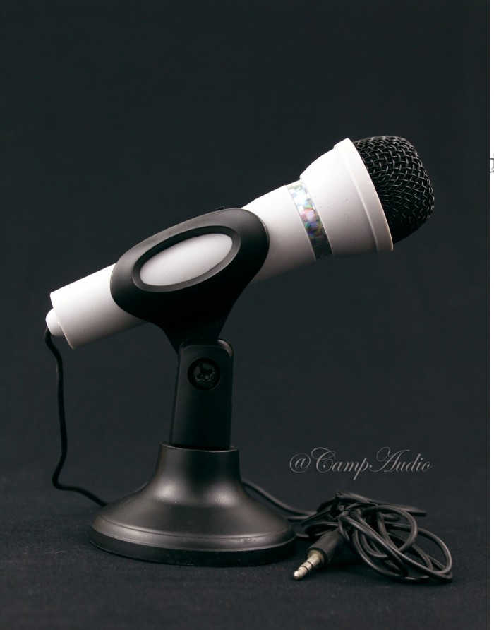 harga Microphone 3.5mm with mic holder utk hp dan pc Tokopedia.com