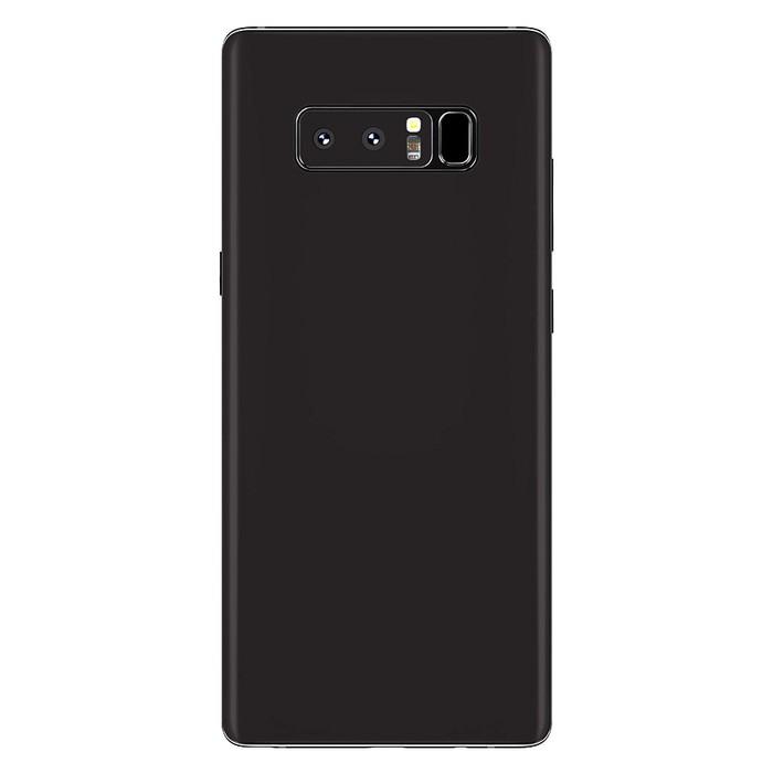 harga Skin handphone samsung galaxy note 8 - 3m black doff Tokopedia.com