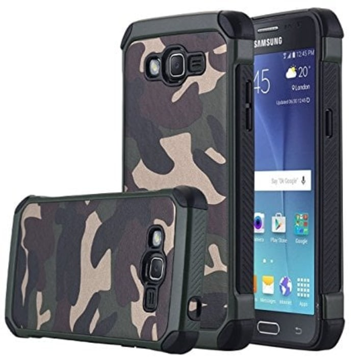 sale retailer 54caa edd9c Jual Hard case Samsung J2 Prime hardcase soft cover army loreng armor - DKI  Jakarta - showcase_acc | Tokopedia