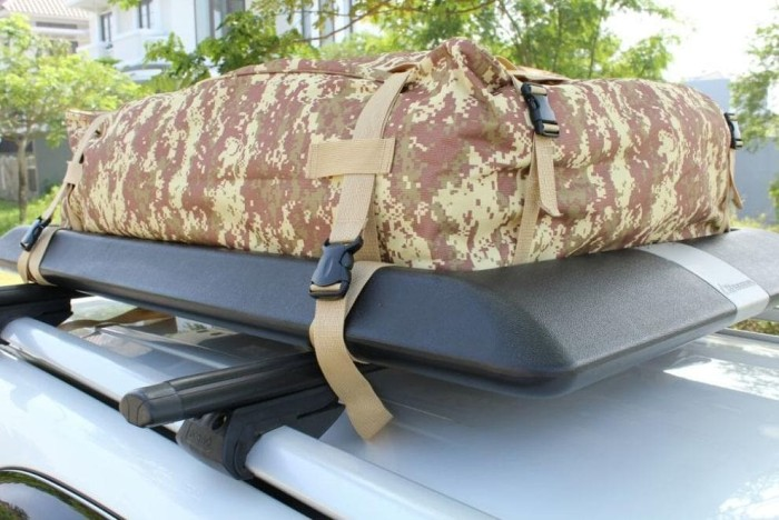 harga Car roof bag anti air jumbo Tokopedia.com