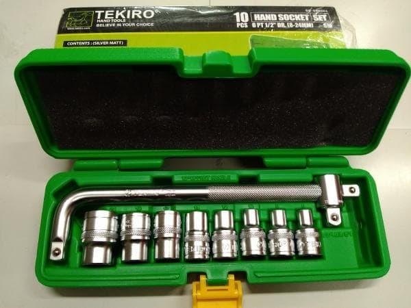 harga Kunci sok set tekiro 8-24mm 10pcs Tokopedia.com
