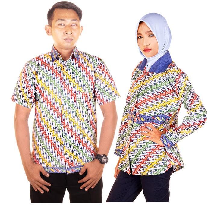 harga Sarimbit blus batik naga-feby Tokopedia.com