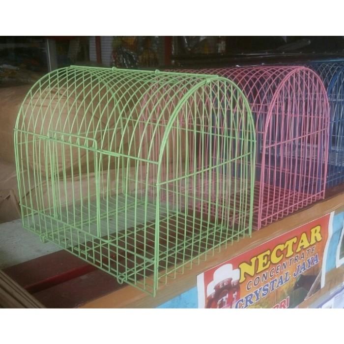 harga Sangkar besi kandang untuk bawa kirim burung dan hewan lainnya Tokopedia.com
