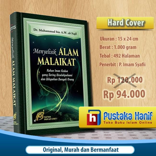 harga Buku Menyelisik Alam Malaikat Sesuai Al Quran Dan Sunnah Tokopedia.com