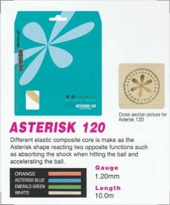 harga Senar raket tenis toalson squash - asterisk 120 Tokopedia.com