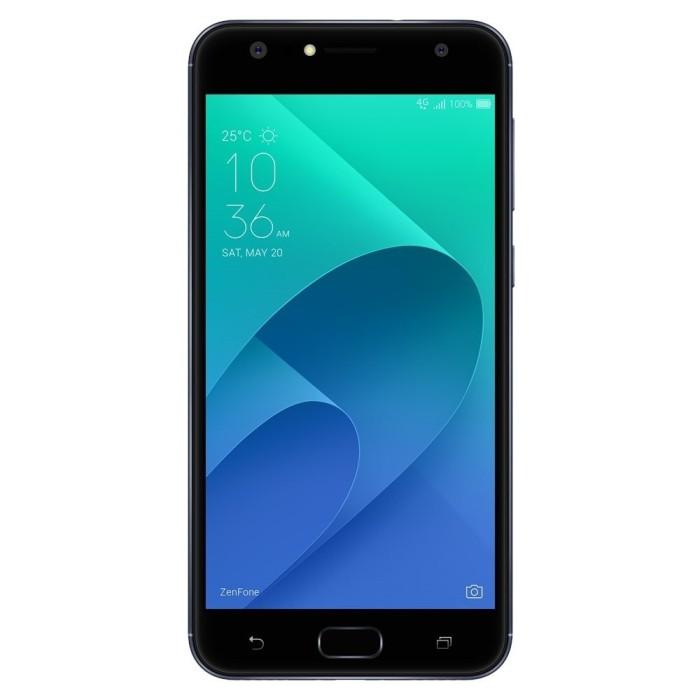 harga Asus zenfone 4 selfie zd553kl - 4/64 gb - 4g lte - black Tokopedia.com