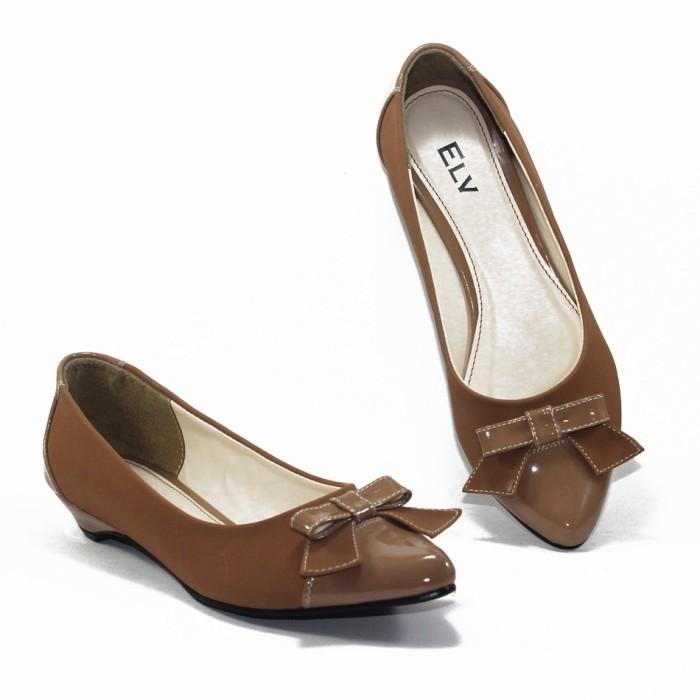 Sepatu Low Heels wanita/Sepatu pantofel wanita/wanita EL 015