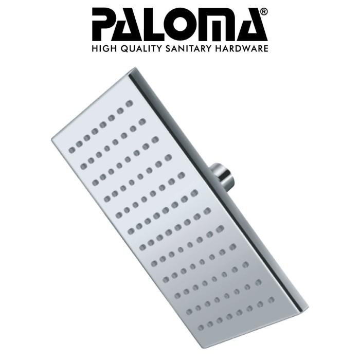 Jual Rain Shower Paloma Rsp 1101 Head Headshower Rainshower Mandi Harga Promo Terbaru