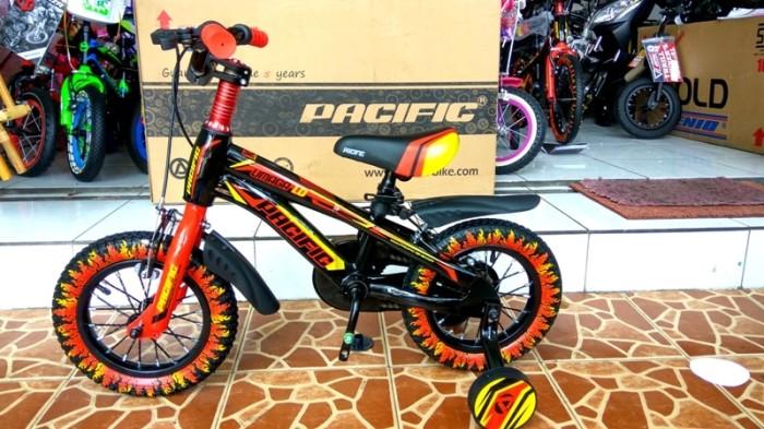 Sepeda bmx 18 Pacific Avorio BMX Fullbike Sepeda Bukalapak Source PACIFIC BMX 12 .