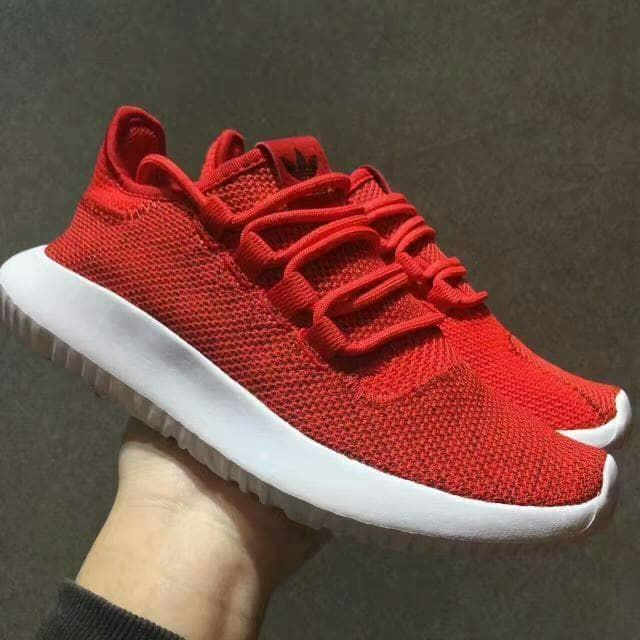 sports shoes a5efb 050a9 Jual SEPATU ADIDAS TUBULAR SHADOW KNIT RED PREMIUM QUALITY - DKI Jakarta -  Imam Sport | Tokopedia