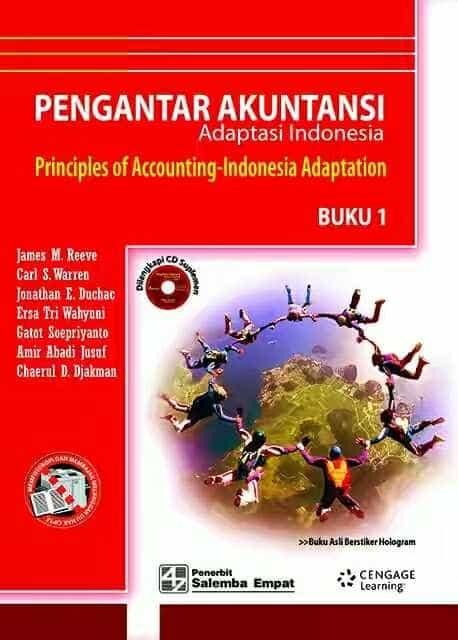 Jual Pengantar Akuntansi Adaptasi Indonesia Buku 1 By James Revee Jakarta Utara Naga125 Tokopedia