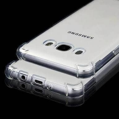 Case Anti crack Fiber Samsung J3 Pro 2017 New Casing Cover Clear Slim