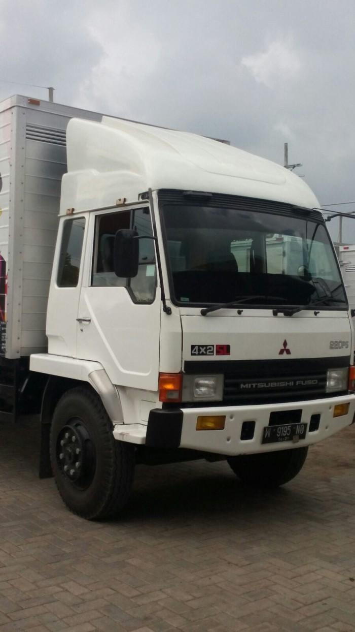 Jual Topi Spoiler Cabin Mitsubishi Fuso Wing Box Kab Sidoarjo Bodyparts Double Cabin