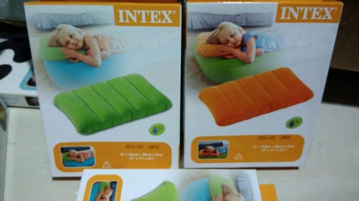 harga Bantal kepala anak kids pillow murah intex 68676 setara merk bestway Tokopedia.com