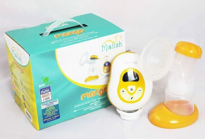MALISH MANGGO ELECTRIC BREASTPUMP