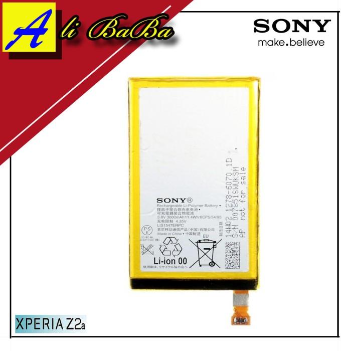harga Baterai handphone sony xperia z2a z2 mini z2 compact batre hp battery Tokopedia.com