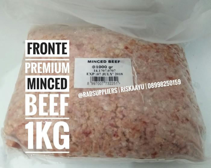 Jual Fronte Minced Beef 1kg, HARGA TERBAIK   !! - Kota Depok - RAD  Suppliers F&B Depok | Tokopedia