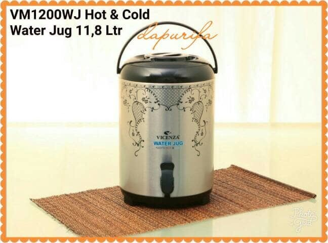 Foto Produk Water Jug Vicenza / Dispenser 11,8 Liter VM1200WJ dari Untuk Rumahku