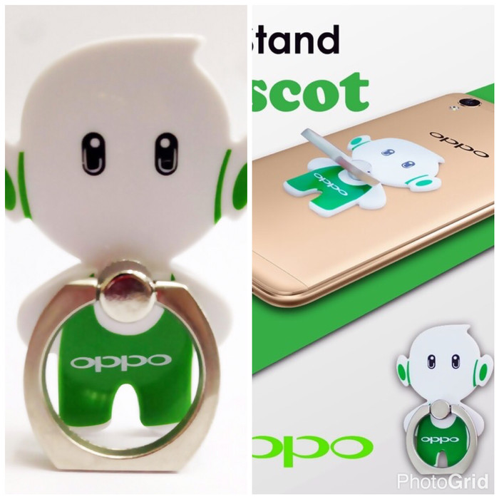 I-RING OPPO /RING STAND/STANDING HP ROBOT OPPO