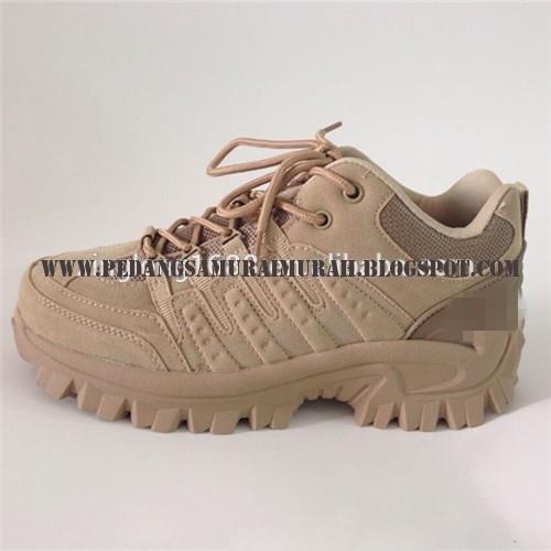 harga Sepatu Militer Tentara 5.11 Army Tactical Short Boots Airsoftgun 511 Blanja.com
